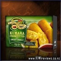 Kumara Croquettes with Sweet Chilli