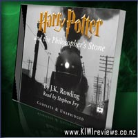 Harry Potter and the Philosopher's Stone - Audiobook