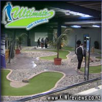 Product image for Ultimate Minigolf