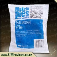 Maketu Mussel Pie