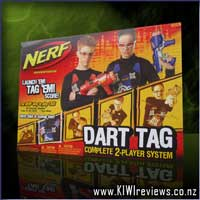 Nerf Dart Tag - 2 player set