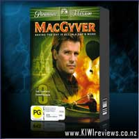 Product image for MacGyver - Season 3