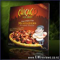 Product image for Meatlovers Classic Pizza