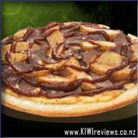 Product image for Steak & Chips Pizza