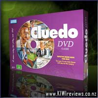Cluedo - the DVD Game