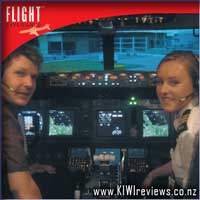 Flight Experience - Boeing 737 Flight Simulator