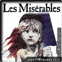 Les Miserables - on stage