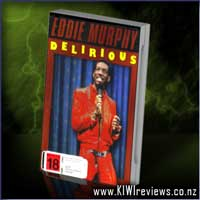Product image for Eddie Murphy - Delirious