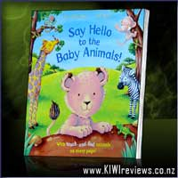 Product image for Say Hello To The Baby Animals!