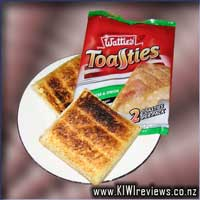 Wattie's Toasties - Cheese and Onion