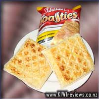 Product image for Wattie's Toasties - Corn and Cheese