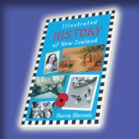 Product image for Illustrated History of New Zealand