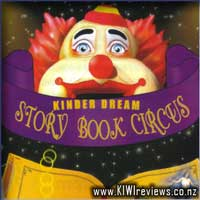 Product image for Kinder Dream Storybook Circus