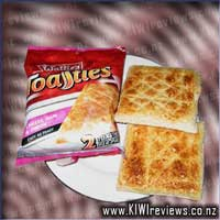 Wattie's Toasties - Ham, Cheese and Onion