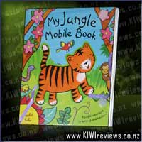 Product image for My Jungle Mobile Book