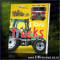 Product image for I Love Trucks