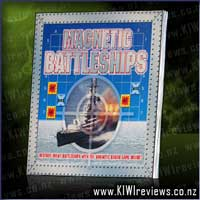 Product image for Magnetic Battleships