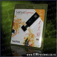 Sansa Express USB MP3 Player