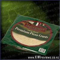 Product image for Honey and Olive Oil Crispy Pizza Bases