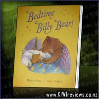 Product image for Bedtime, Billy Bear