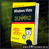 Windows Vista for Dummies - Quick Reference
