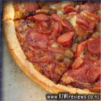 Product image for 7 Meats Pizza