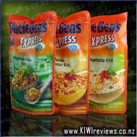 Uncle Ben's Express Rice : Special Fried Rice