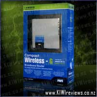 WRT54GC - Compact Wireless-G Broadband Router