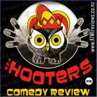 2nd Hooters Comedy Review