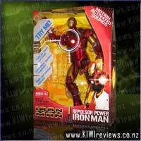 Iron Man Repulsor-Power Iron Man