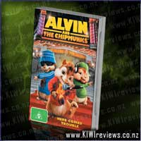 Product image for Alvin and The Chipmunks