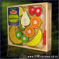 Product image for Cutting Fruit Crate