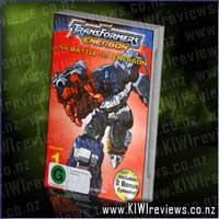Transformers Energon : vol 1 - The Battle for Energon