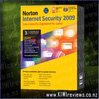 Product image for Norton Internet Security 2009