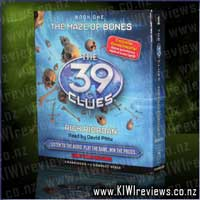 Product image for The 39 Clues - 1ab - The Maze of Bones