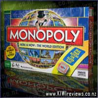 Monopoly 'Here & Now' World Edition