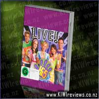 Product image for Hi-5 : Live!