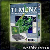 TUMONZ - The Ultimate Map of NZ : v4