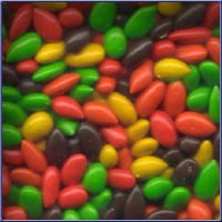 Candy and Choc coated Sunflower Seeds