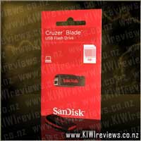 Product image for Cruzer Blade - 4gb