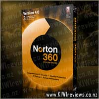 Product image for Norton 360 v4.0