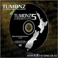 TUMONZ - The Ultimate Map of NZ : v5