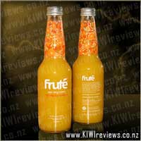 Frute Cider - Orange Vanilla