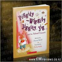 Product image for Piggity-Wiggity Jiggity Jig and the School Concert