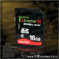 Product image for Extreme III - 16gb