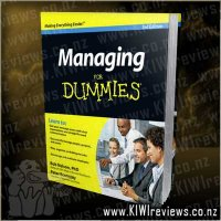 Managing For Dummies, 3rd ed