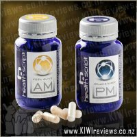 Health Script - AM/PM dual pack