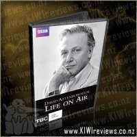 Product image for David Attenborough: Life on Air