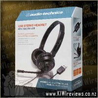 Product image for ATH-750com USB Stereo Headset