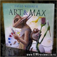 Product image for Art and Max